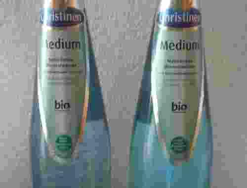Bio Mineralwasser Christinen medium kohlensäurehaltig