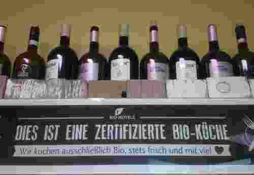 3 Sterne Bio Hotel Dünenhotel Strandeck auf der ostfriesischen Insel Langeoog Hotel Restaurant