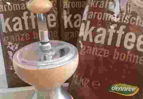 Kaffebohnen für Kaffeevollautomaten 100% arabica von Gustosi und dennree (2)