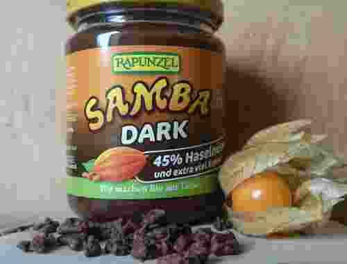 Samba Dark von Rapunzel mit extra viel Kakao