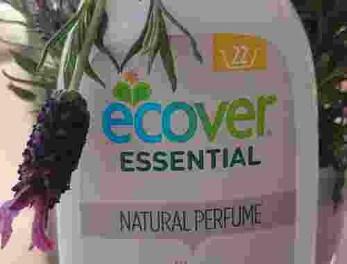 Woll & Feinwaschmittel Lavendel Essential von ecover für 22 Waschgänge