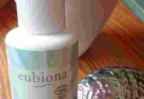 Aloe Vera Duschgel Granatapfel von eubiona (1)