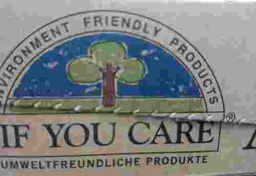 Aluminiumfolie 100% recycelt von If You Care (2)
