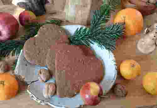 Aromatische Lebkuchen Herzen von Lebe Gesund (4)