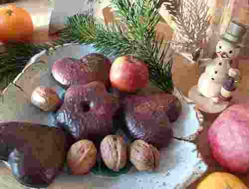 Bio Herzen und Sterne mit Orange gefüllte Schoko Lebkuchen von dennree (2)