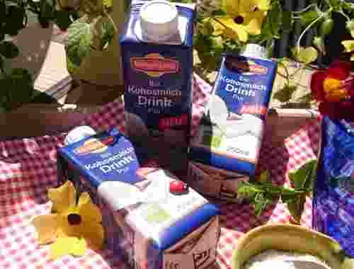 Bio Kokosmilch Drink Pur vegan & laktosefrei von MorgenLand (5)