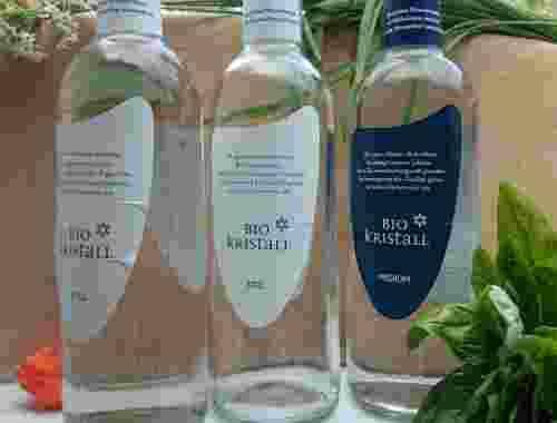 Bio Mineralwasser still oder medium BioKristall von Neumarkter Lammsbräu (1)