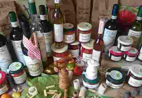 Handcreme OliPhenolia von Fattoria La Vialla Diverse Produkte der Fattoria La Vialla