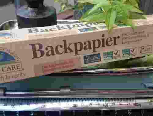 Kompostierbares Backpapier 100% ungebleicht von If You Care (3)