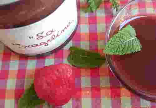 La Fragolina süße Erdbeersoße von Fattoria La Vialla (1)