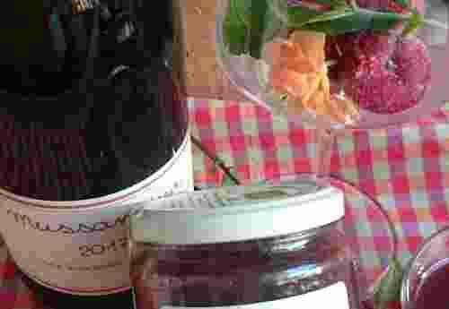 La Fragolina süße Erdbeersoße von Fattoria La Vialla (2)