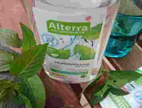 Mundspülung Bio Minze, Alterra Naturkosmetik (3)
