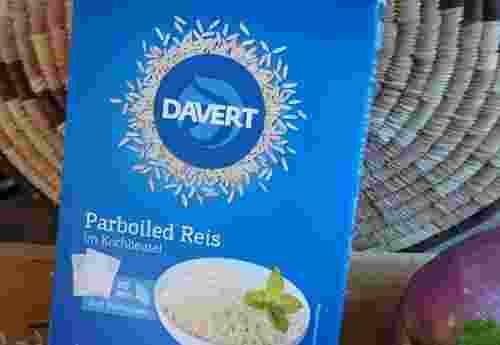 Parboiled Reis im Kochbeutel 2x2 Portionen von Davert (3)