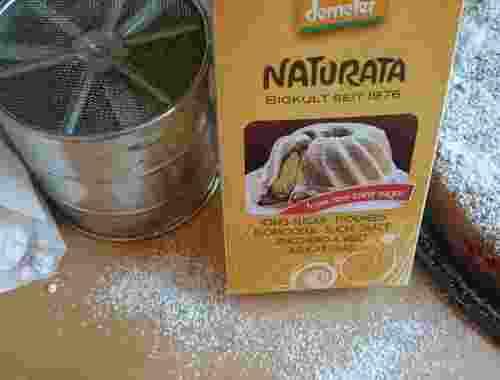 Puderzucker aus Roh Rohrzucker von Naturata (2)