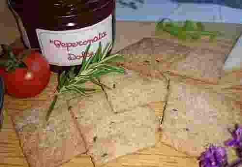 Quadrelli oder Picante Crostini von Fattoria La Vialla (1)