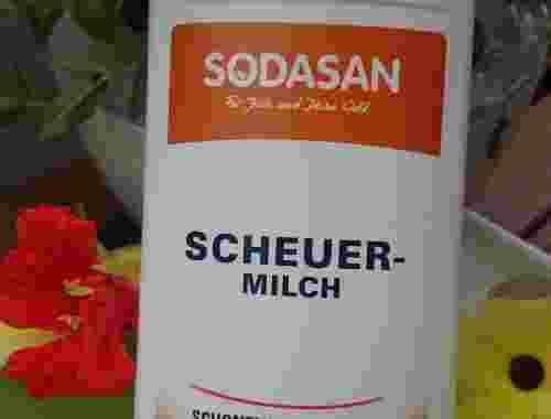 Scheuermilch von Sodasan