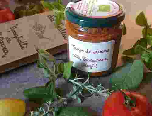 Sugo di carne alla Toscana (Ragù) von Fattoria La Vialla (2)