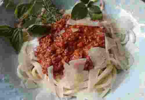 Sugo di carne alla Toscana (Ragù) von Fattoria La Vialla (3)