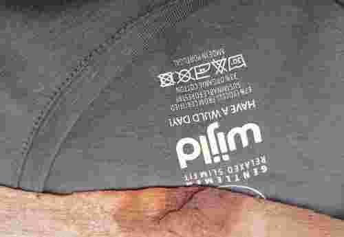 T Shirt aus Holz WoodShirt von wijld GmbH (3)