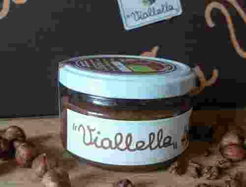 Viallella Haselnuss Kakao Creme Fattoria La Vialla (3)