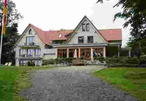 Plumbohms Aussichtsreich Gast und Logierhaus auf 493 Höhenmetern in Bad Harzburg Aussichtsreich